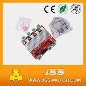 4 Axis Stepper Motor Driver Board Tb6560 CNC Controller Board pictures & photos