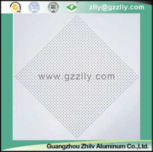 High Quality Perforated Imitation of Roll Coating Ceiling pictures & photos