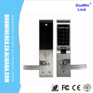 Apartment Fingerprint Electronic Door Lock pictures & photos
