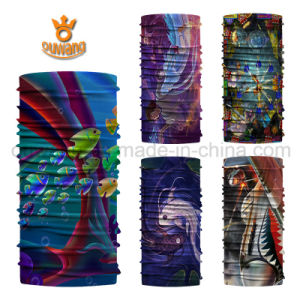 Hot Sale Multifunctional Magic Seamless Cheap Promotional Custom Bandana pictures & photos