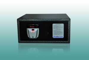 Electronic Metal Fingerprint Safe Box pictures & photos