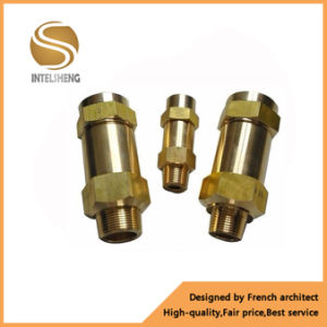 1/2 Brass Thread Type Safety Relief Valve for Steam pictures & photos