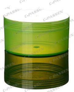 Plastic Cosmetic Packaging Aloe Vera Cream Jar Pet Bottle (PPC-CPS-068) pictures & photos