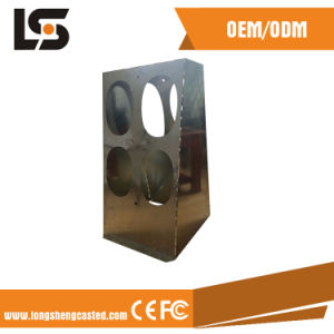 CNC Machine Frame Sheet Metal Fabrication Stamping Parts pictures & photos