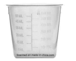 60ml Plastic Medicine Cup pictures & photos
