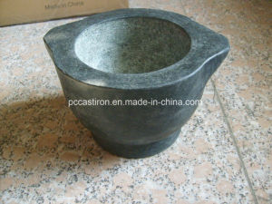 Customized Marble Mortars and Pestles Price From China pictures & photos