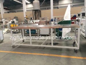 High Quality WPC PVC Foam Broad Extrusion Line pictures & photos