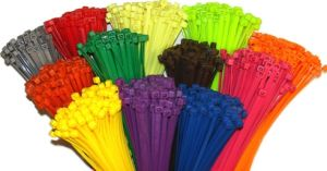 """Nylon Cable Ties Kits - 4"""" - 6"""" - 8"""" - 11"""" - Multicolor - Electriduct Zip Ties pictures & photos"""