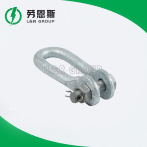 U Clevis/Bolt Type Anchore Shackle pictures & photos