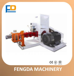 Single Screw Steam Extruder for Aquafeed and Livestock Feed--Feed Machine (EXT200S) pictures & photos