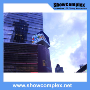 Outdoor Full Color LED Video Screen for Advertisement (pH10 960mm*960mm) pictures & photos