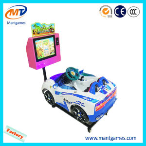Coin Operated Kiddie Ride Game Machine Type Bubble Car Machine pictures & photos
