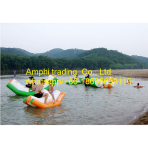 Lake Inflatable Seesaw Inflatable Water Seesaw, Inflatable Water Park Equipment for Adults pictures & photos