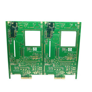 Printed Circuit Board Prototype PCB Blind Buired Via PCB Manufacturer pictures & photos