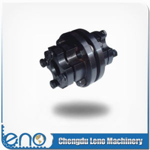 Flexible Shaft Couplings Zjm Disc Couplings with Keyless Locking