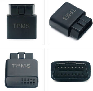 APP Bluetooth Tire Pressure Monitoring System TPMS External Sensors pictures & photos