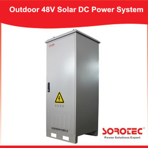 Outdoor Installation Telecom off Grid Solar DC Power System Shw48200 pictures & photos