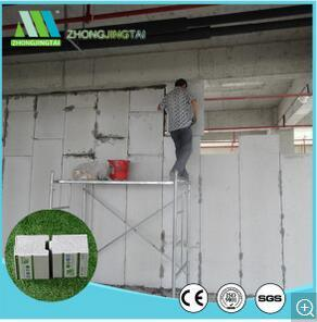 Expandable Polystyrene DIY Concrete Wall Panels pictures & photos