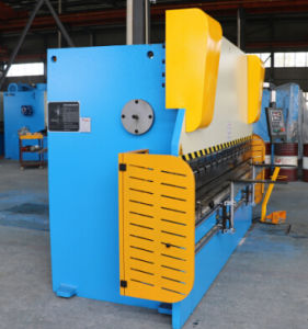 Hydraulic Press Brake Machinery Wc67y 125/2500 with Ce Approved pictures & photos