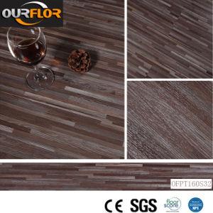 "Self-Adhesive PVC Vinyl Flooring Planks / Tiles (6""X36"", 2mm) pictures & photos"