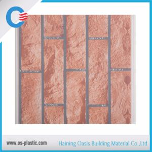 25cm Hot Stamping PVC Ceiling Wall Decorative Panel PVC Cielo Raso pictures & photos