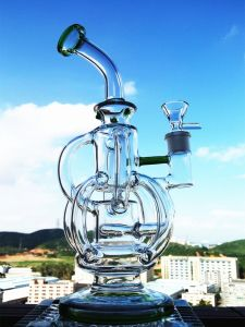 Bowl Oil Rig Heady DAB Heady Honeycomb Perc Smoking Pipe pictures & photos