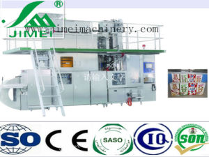 Hot Saling Aseptic Brick Paper Carton Filling Machine pictures & photos