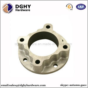 Custom Aluminum Alloy Die Casting Parts with CNC Machining pictures & photos