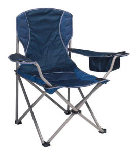 Lightweight Folding Chair with Padding Comfy Seater pictures & photos