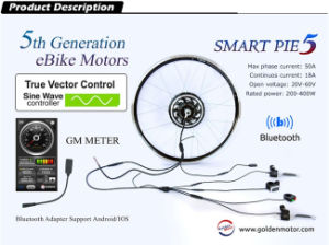 Smart Pie 5 200W-400W Electric Bicycle Conversion Kit pictures & photos