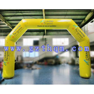 High Quality Low Price PVC Inflatable Arches/Inflatable Entrance Arch for Promotion pictures & photos