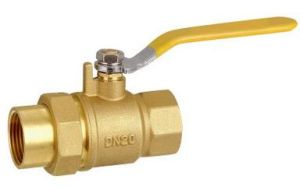Best-Selling Female Thread Brass Ball Valve pictures & photos