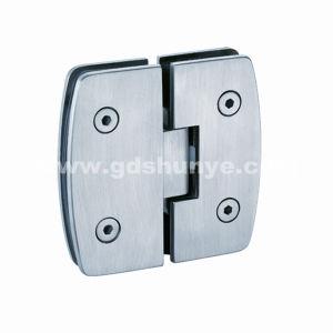 Stainless Steel Shower Door Hinge for Glass Door (SH-0230) pictures & photos