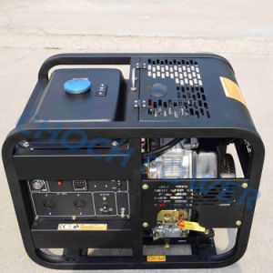 Diesel Air-Cooled Square Fame Electric Generator with Low Price pictures & photos