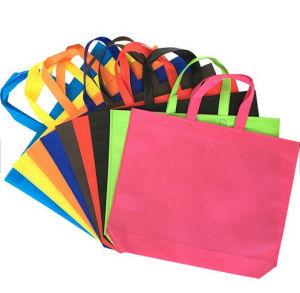 Nonwoven Shopping Distribute Gift Tote Bag Dfnwb006 pictures & photos