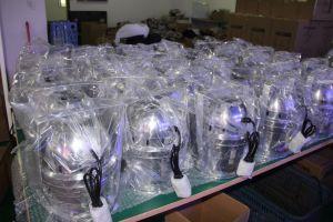 18*10W RGBW 4in1 Multi-Color LED PAR 64 pictures & photos