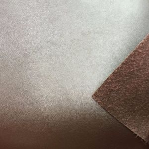 Genuine Leather Like Microfiber for Handbags Duffels Hx-M1715 pictures & photos