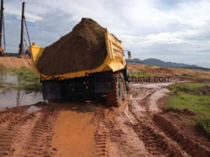 off-Road Wide-Body 42-Ton Commins Engine Mine Dump Truck pictures & photos