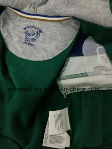 Peached Fleece Suit Kids Garments for Baby Boy with Embroidery pictures & photos