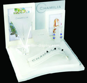 OEM and ODM Jewellery Counter Display Stand pictures & photos