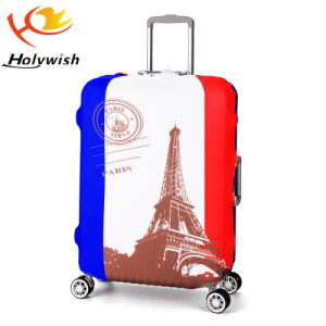 Custom Luggage Cover with Beautiful Printing Pattern Different Size