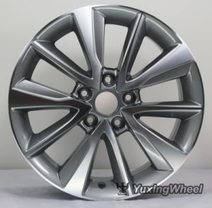 17 Inch Good Design Alloy Rim or Alloy Rims for Hyundai pictures & photos