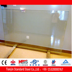 Zf7 10mm 15mm 20mm 25mm Lead Glass for Medical-Ray Protective pictures & photos