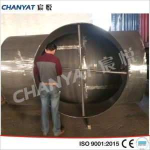 En/DIN 1.0482, 19mn5 Welded Stainless Steel Tee pictures & photos