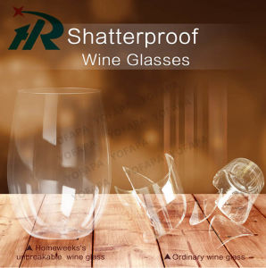 Glass Cup 16 Oz Red Wine