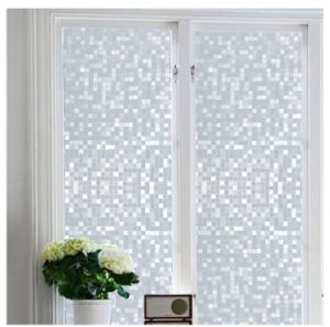 Static Cling Window Film Refraction Series-Z008 pictures & photos