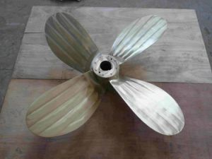 Cu3 Marine Propeller for 2000 Cubic Meters Dredger pictures & photos