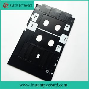 Inkjet PVC Card Tray for Epson R380 Printer pictures & photos
