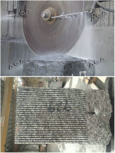 Diamond Saw Blades Cutting Granite Marble Machine Dq2200 pictures & photos