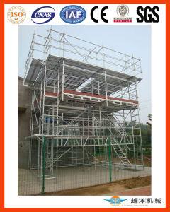 Aluminium Ringlock Scaffolding System pictures & photos